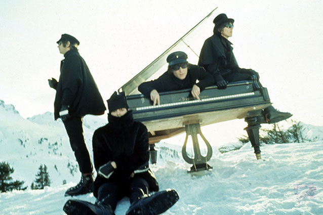 The Beatles in Help!