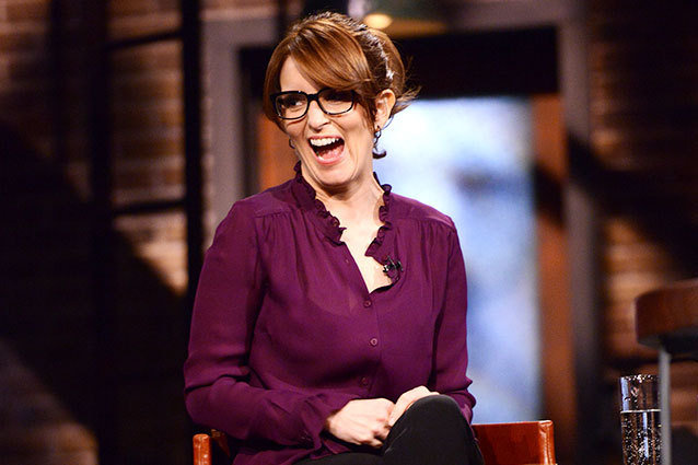 Tina Fey Sarah Palin Inside the Actors Studio 2013