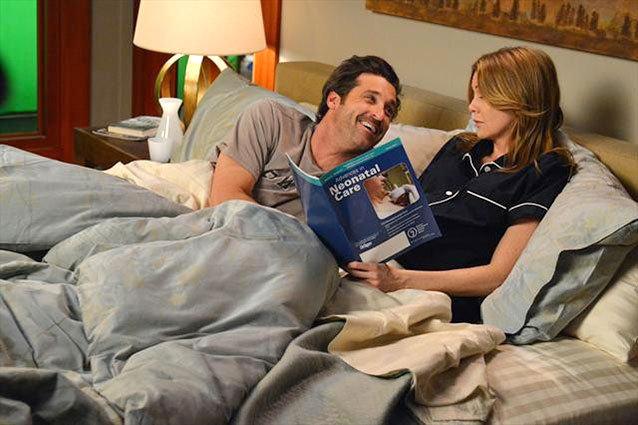 Grey's Anatomy Idle Hands Recap