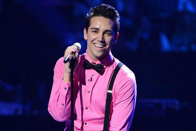 Lazaro Arbos American Idol Sympathy Vote