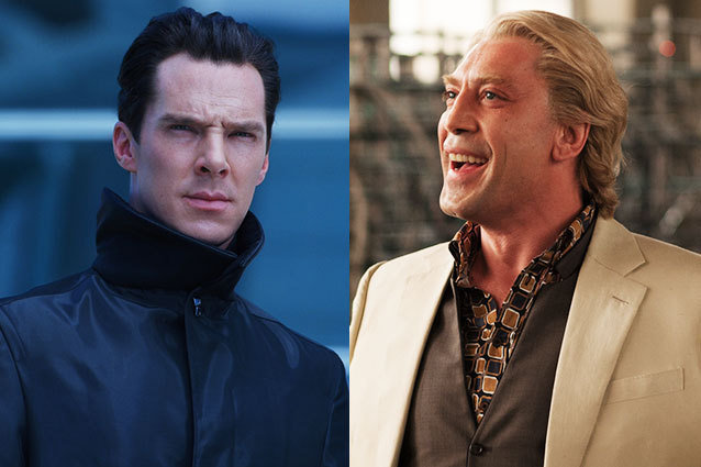 Star Trek Into Darkness Skyfall Villain