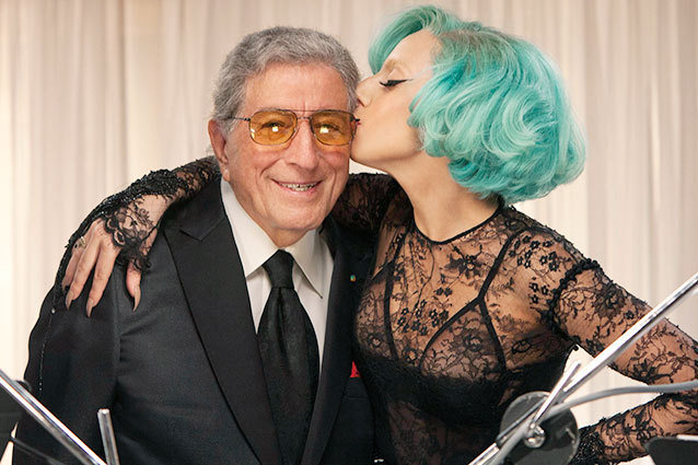 Lady Gaga and Tony Bennett Recording New Album Together