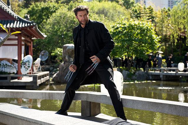 Wolverine Trailer Footage Vine