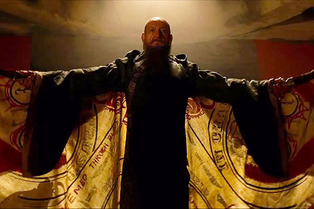 Ben Kingsley Mandarin Iron Man 3