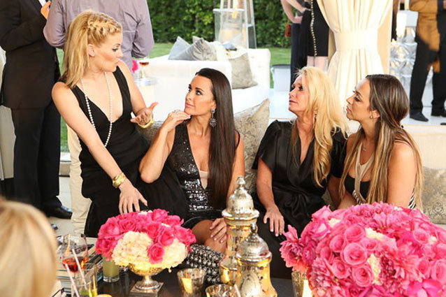 Real Housewives Recap