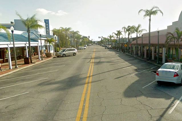 Historic Corey Avenue Featured in Spring Breakers
