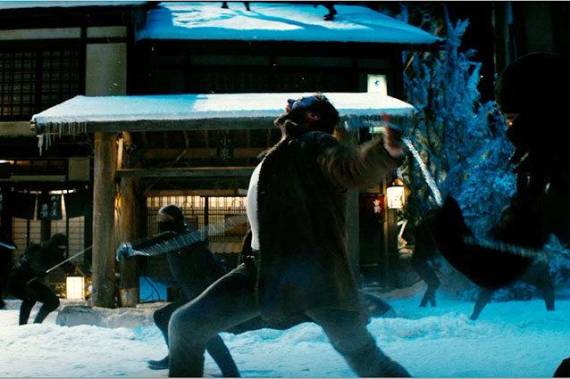 Wolverine - Ninjas