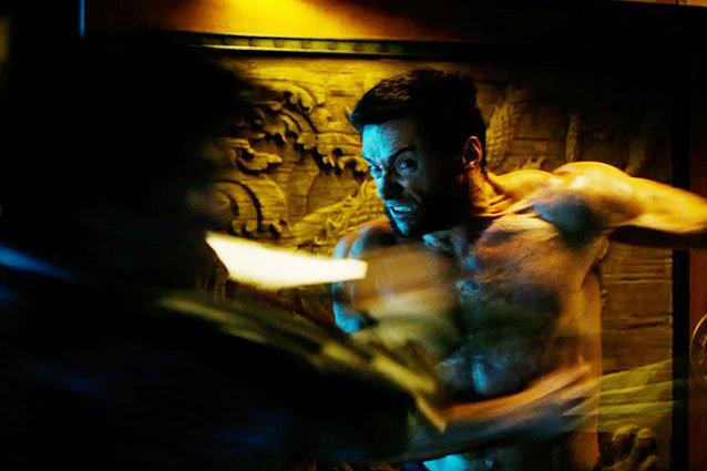 Wolverine - Swipe