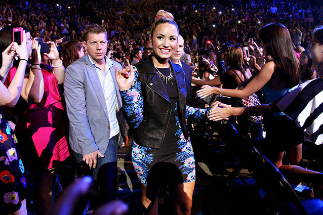 Demi Lovato returning to X Factor Season 3