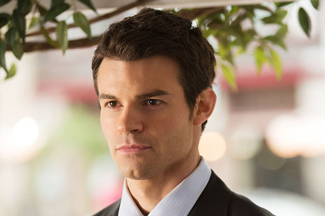 Elijah returned in The Vampire Diaries episode American Gothic.
