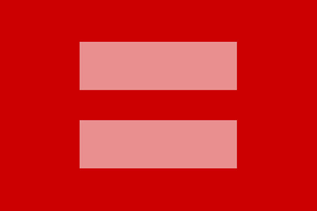 Prop 8 Facebook Equals Sign