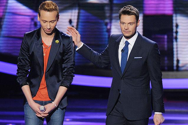 American Idol low ratings