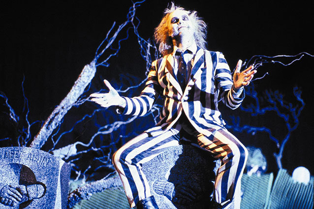 Beetlejuice 25th Anniversary