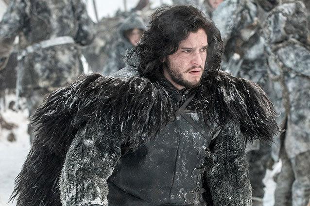 Game of Thrones season 3 premiere Kit Harrington