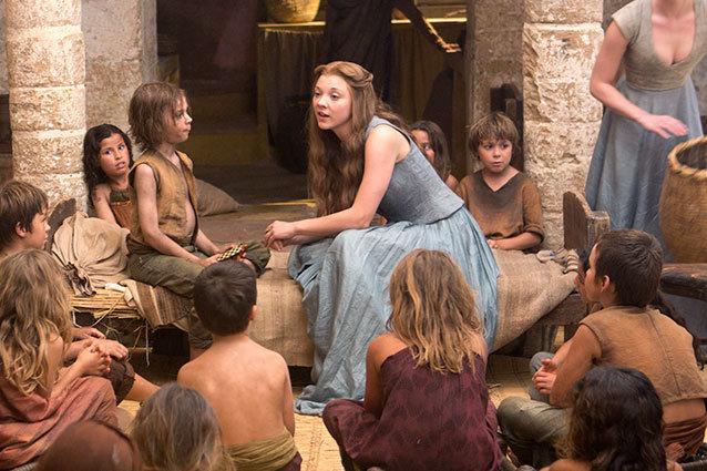 Game of Thrones season 3 premiere natalie dormer