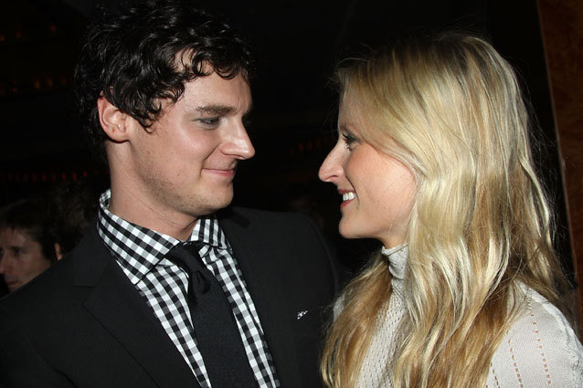Mamie Gummer and Benjamin Walker