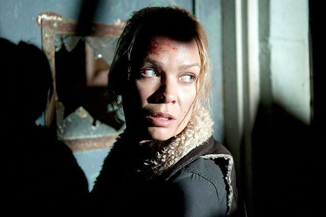 Laurie Holden on The Walking Dead