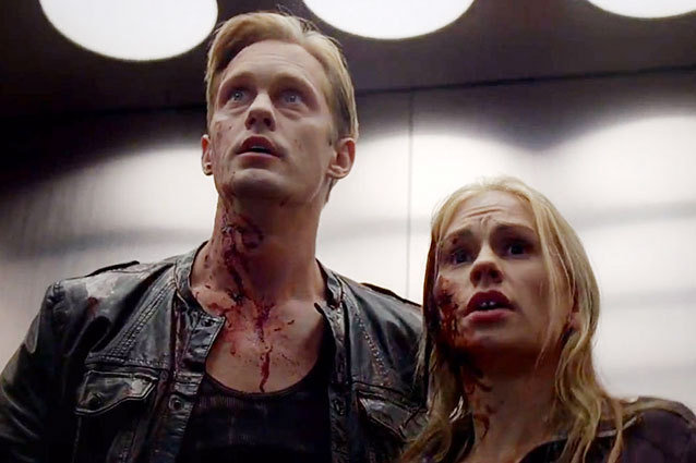 Eric and Sookie Season 6 True Blood