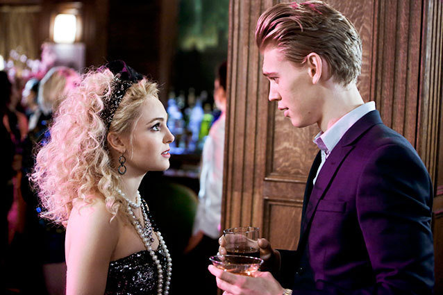 Carrie Bradshaw and Sebastian Kidd broke up again on The Carrie Diaries