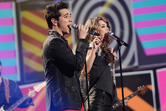 "Lazaro and Angie Singing ""Crazy Little Thing Called Love"""
