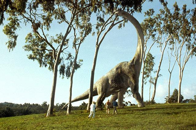 Jurassic Park Dennis Muren ILM