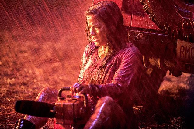Jane Levy Final Scene Evil Dead