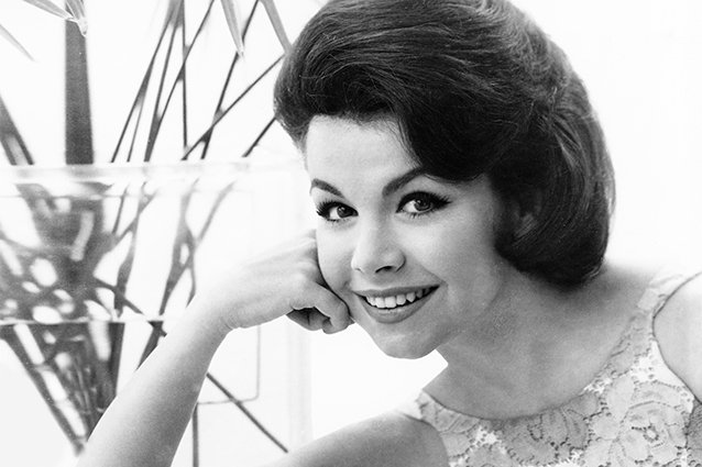 annette funicello biography