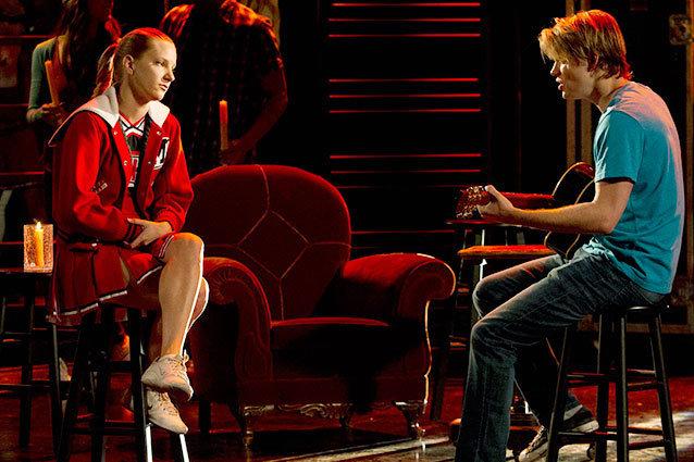 Glee Shooting Star