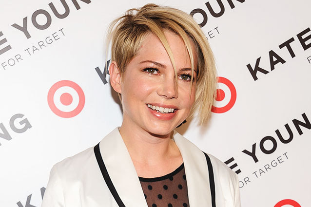 Magnificent Michelle Williams Got An Insane Flock Of Seagulls Haircut Hairstyle Inspiration Daily Dogsangcom