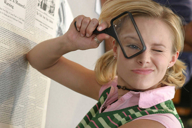 Veronica Mars is coming to San Diego Comic-Con for Kickstarter Benefactors