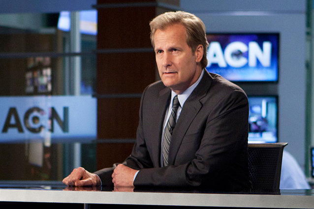Jeff Daniels in the trailer for The Newsroom Season 2 — VIDEO