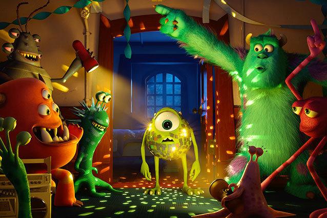 Credit: Walt Disney Pictures/Pixar
