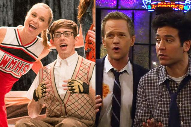 Glee How I Met Your Mother