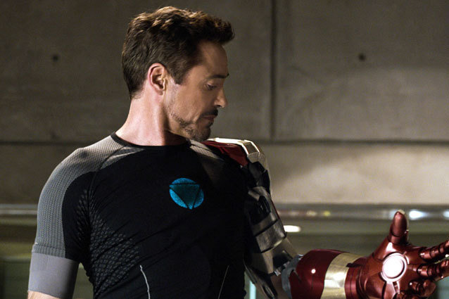 'Iron Man 3' Burning Questions: What Is 'Westworld'? How ...