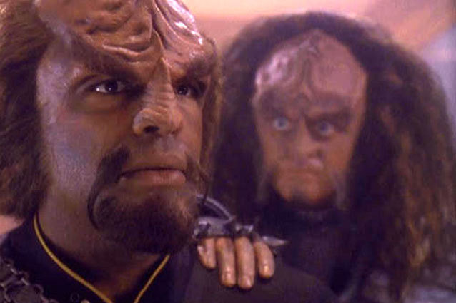 Klingons, Star Trek Deep Space Nine