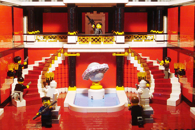 name the classic movie scene from its lego likeness