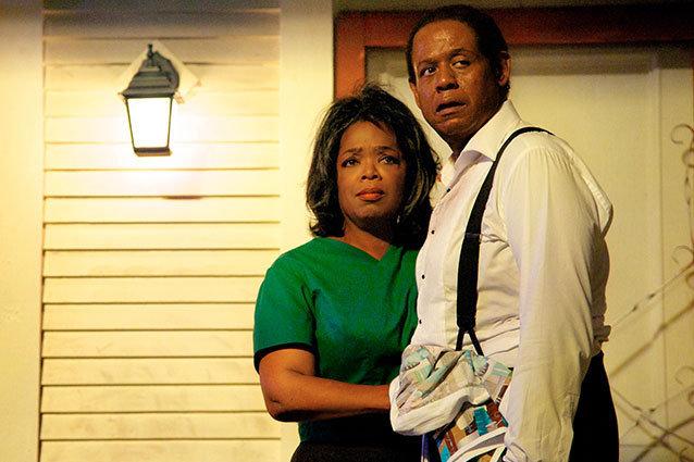 Lee Daniels' The Butler, Oprah, Forest Whitaker
