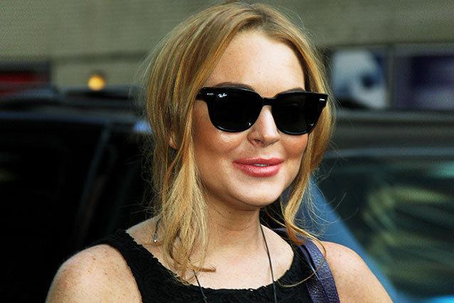 Lindsay Lohan, Eastbound & Down