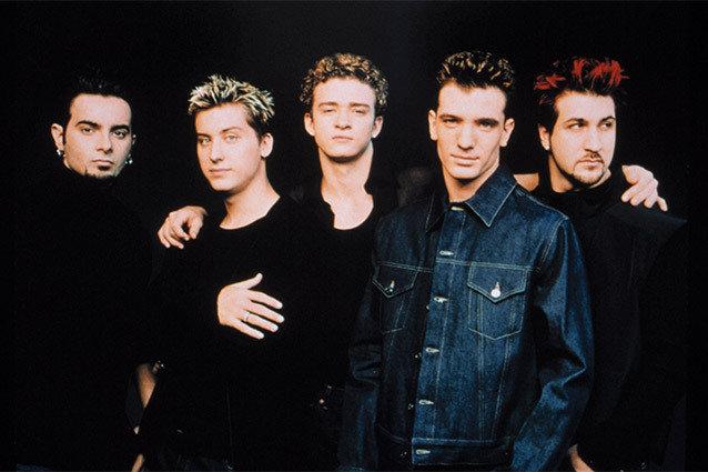 NSYNC, Justin Timberlake, JC Chasez, Lance Bass, Chris Kirkpatrick, Joey Fatone, MTV, VMA