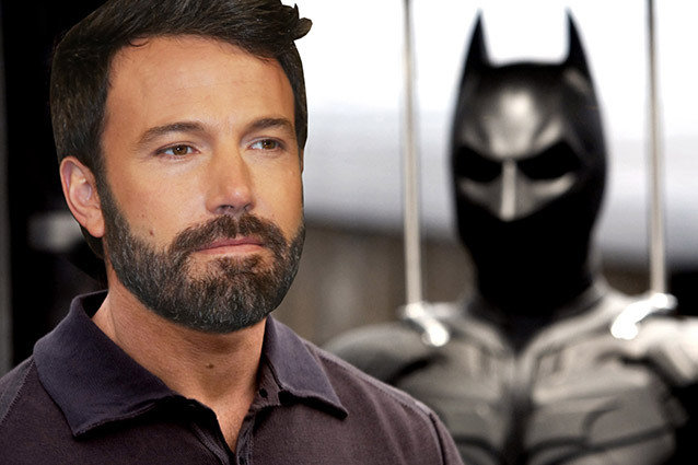 Ben Affleck Cast as Batman in Superman Movie