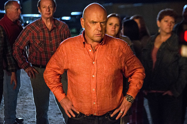 "Under The Dome, Dean Norris as James ""Big Jim"" Rennie"