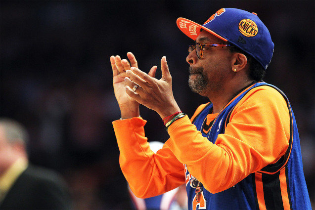 Spike Lee, New York Knicks