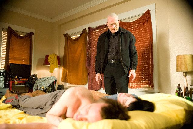 Breaking Bad, Walter, Bryan Cranston