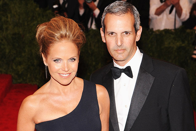 Katie Couric and John Molner Engaged