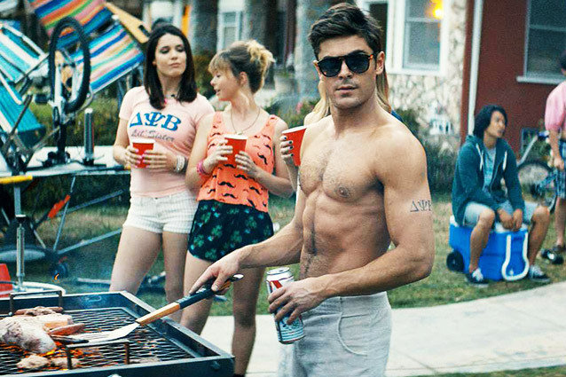 """Neighbors"" Trailer Starring Zac Efron"