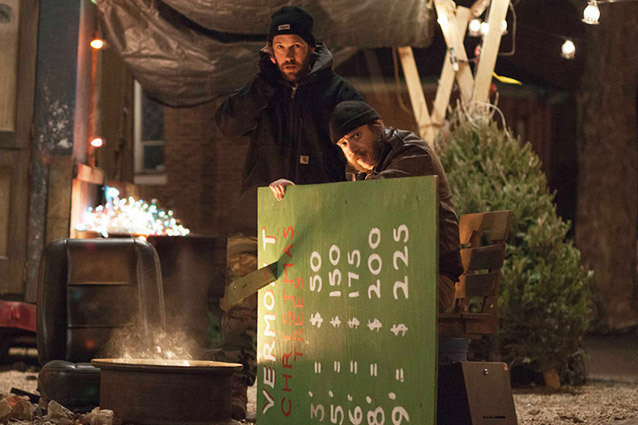 All Is Bright, Almost Christmas, Paul Rudd, Paul Giamatti