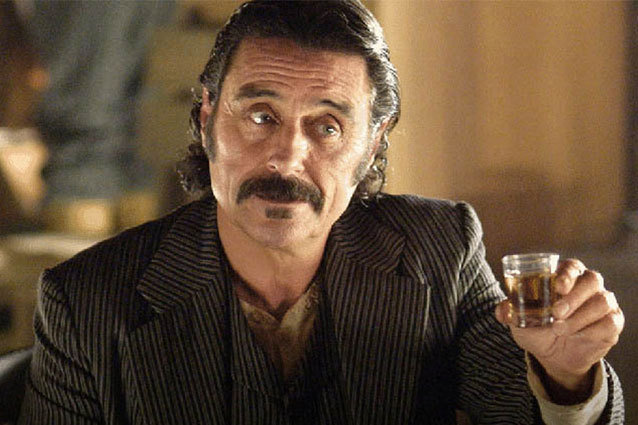 Ian McShane, Deadwood