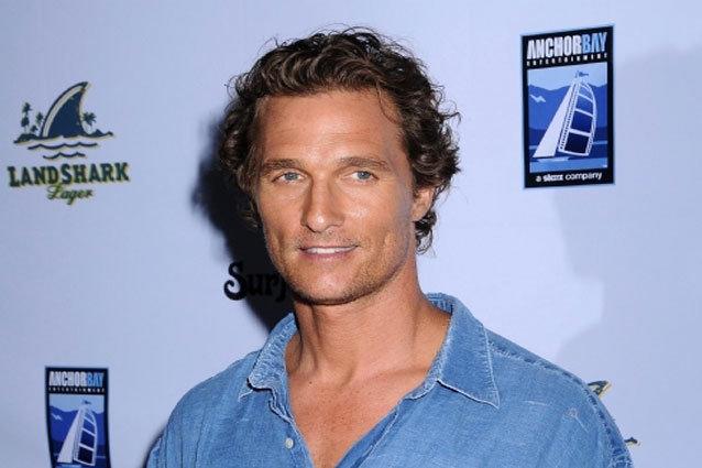 Matthew McConaughey at the Los Angeles Premiere of 'Surfer Dude'. Malibu Cinemas, Malibu, CA. 09-10-08
