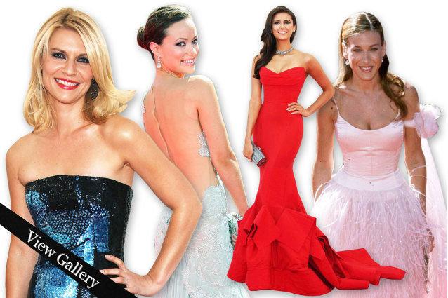 Emmys, Claire Danes, Olivia Wilde, Nine Dobrev, Sarah Jessica Parker