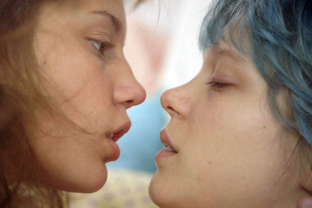 Blue Is the Warmest Color